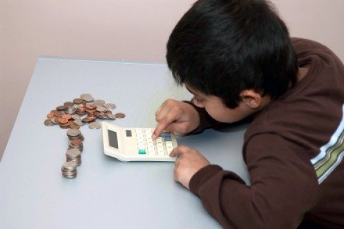Teach your children to save money at an early age