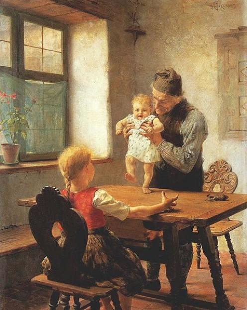 Teaching toddlers
