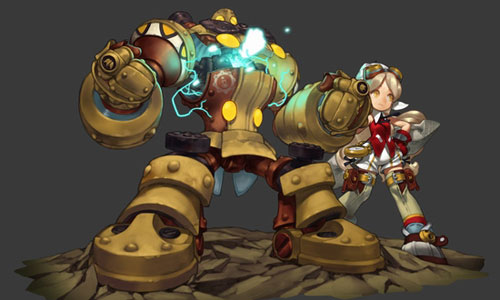 Dragon Nest Engineer