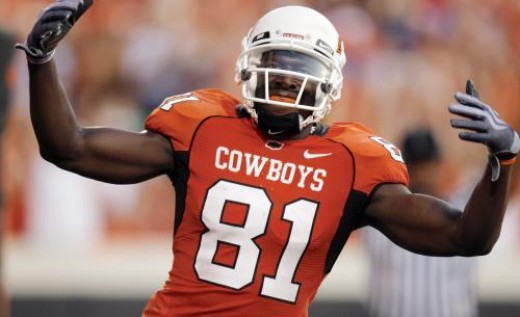 The best wideout in St. Louis since Torry Holt