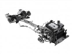 Chevrolet Camaro Powertrain