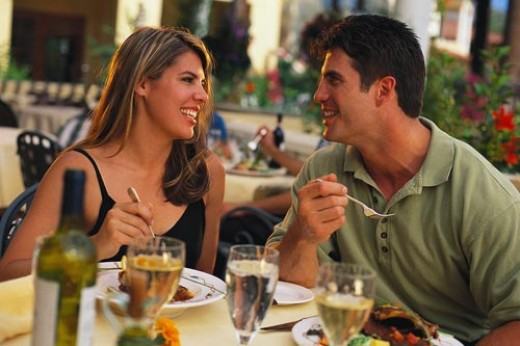 Dining with your date