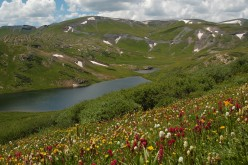 A Day Hike to Highland Mary Lakes, Silverton, Colorado
