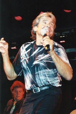 Davy Having a Good Time in Hershey - 2005