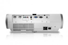 Epson PowerLite Home Cinema 8350 Projector - REAR VIEW | image credit: Epson