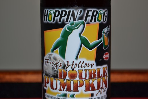 Frog's Hollow Double Pumpkin Ale