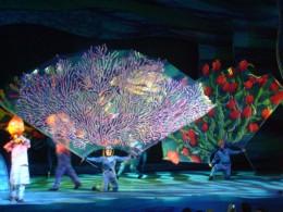 Nemo's world under the sea