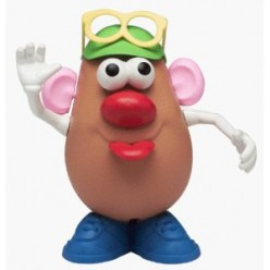A modern Mr. Potato Head.