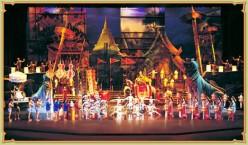Siam Niramit – A spectacular show in Bangkok,Thailand