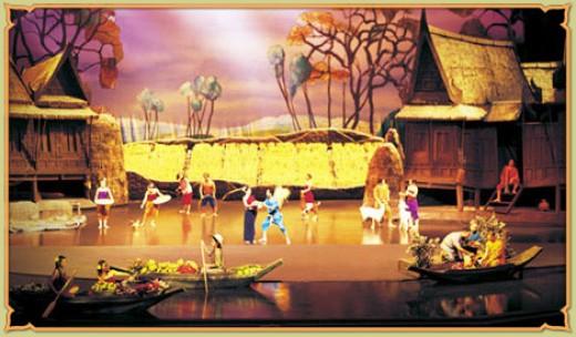 Act 1 - Farming and Fishing