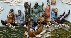 Classic Chinese Stories: The Eight Immortals Cross The Sea
