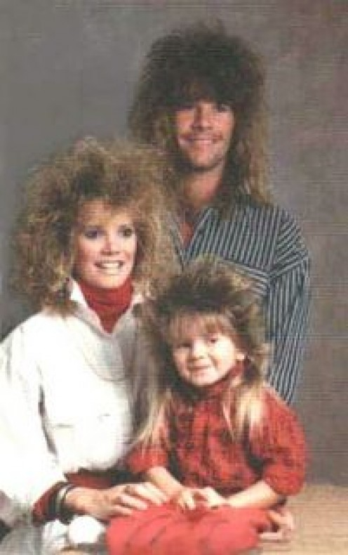 I GUESS THIS IS HOW GILBERT AND HIS FAMILY WOULD LOOK TODAY IN 2012.
