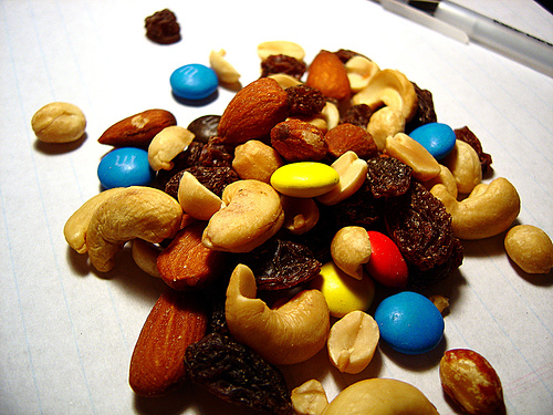 Another version of trail mix
