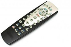 Where is the remote control hiding now?