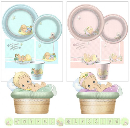Precious Moments Baby Shower Decorations