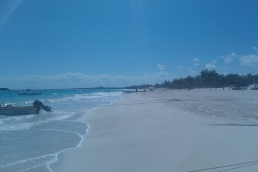Playa El Paraiso (Paradise Beach)