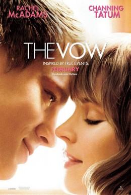 The Vow, starring Rachel Mcadams and Channing Tatum