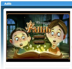 Adlib:  A Child-Friendly Game (Review)