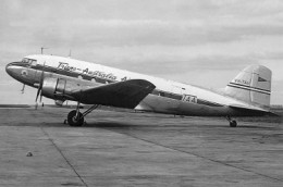These old aircraft were the mainstay of airline operations in Papua-New Guinea whilst I lived there in the 1960s.  They are the old B170 Bristol freighter virtaully 'did it all.'
