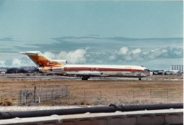 First Australian domestic airliner was the Ansett Airlines B727.  But it wasn't long before the DC9s also got into action in Australia.