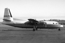 These were the mainstay in Australia 'regional 'operations and were superseding the still numerous DC3s