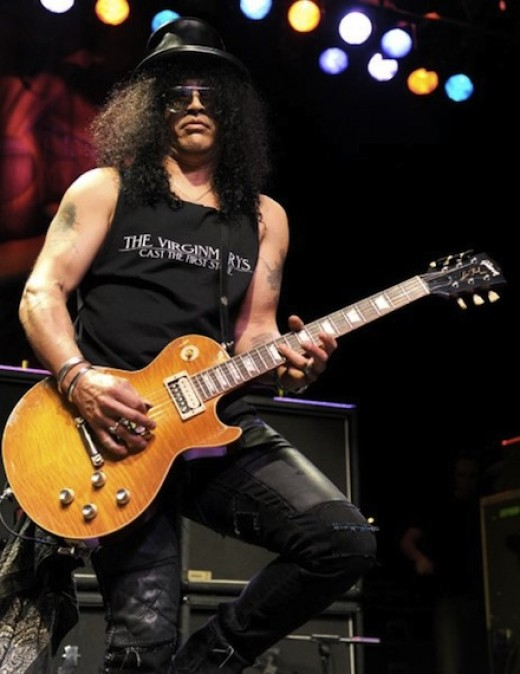 Top Five Guitarist To Play Gibson Les Paul Guitars Hubpages