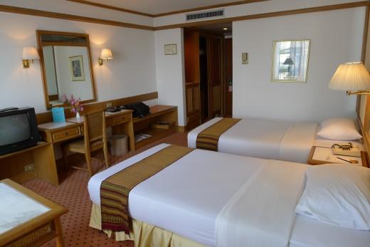 Nice big spacious room