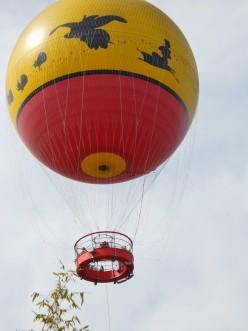 Have you ever taken a hot air balloon ride?