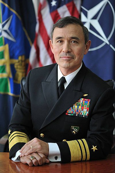 Vice Admiral Harry Harris