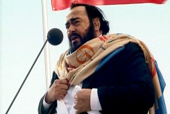 Luciano Pavarotti - 2003