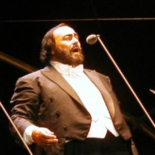 Luciano Pavarotti - 2002