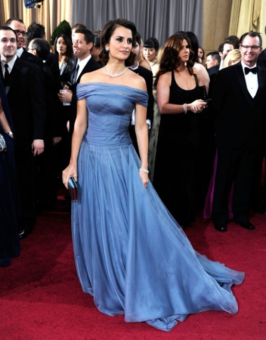Penelope Cruz at the 84th Annual Academy Awards