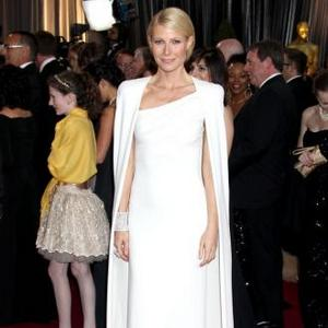 Gwyneth Paltrow at the 84th Annua Academy Awards