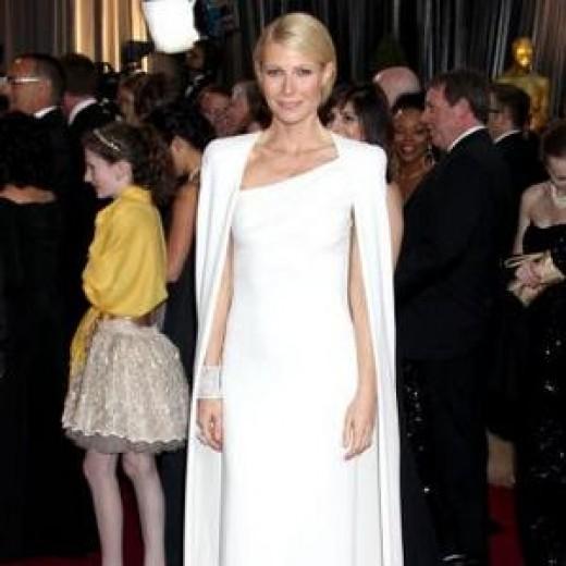 Gwyneth Paltrow at the 84th Annua Academy Awards