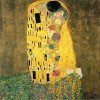 The Kiss: a Romantic Moment on Canvas, by Gustav Klimt