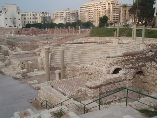 Cleopatra's Palace
