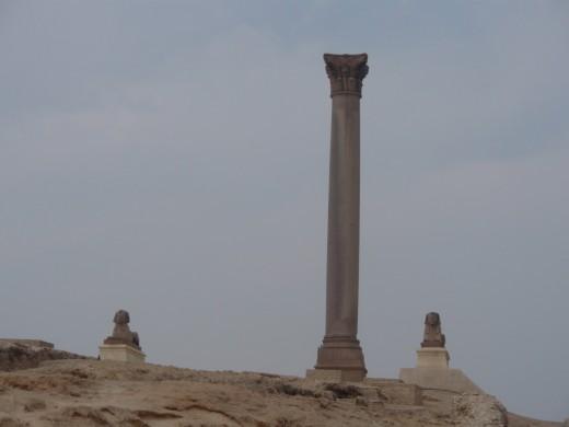 Pompeii's Pillar