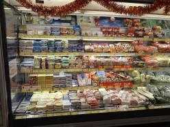 Low Sodium Food Shopping