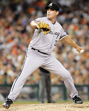 The White Sox are hoping Matt Thornton can stabilize the 9th inning for a no-name bullpen.