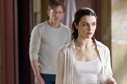 "Craig and Weisz search for clues of the past in ""Dream House."""
