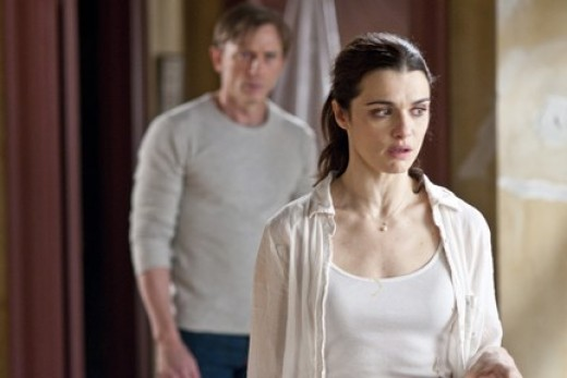 """Craig and Weisz search for clues of the past in """"Dream House."""""""