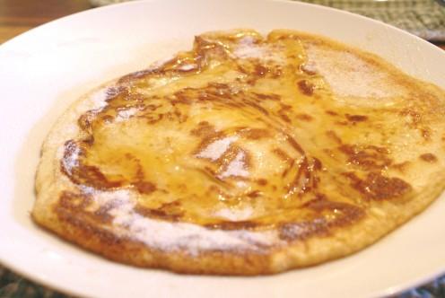 Giant pancakes rule!