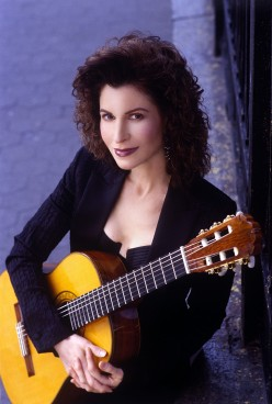 Who are the great female guitarist?