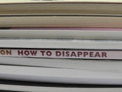 "Amanda Dalton's ""How To Disappear"", a poetry book review."
