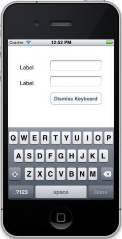 Run the App and Display the Keyboard