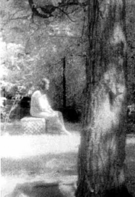 One of the Most Famous Ghost Photos