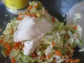How to Make Coleslaw and Egg Mayo Sandwiches