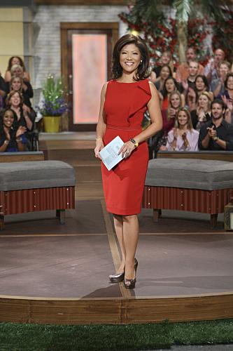 Host, Julie Chen