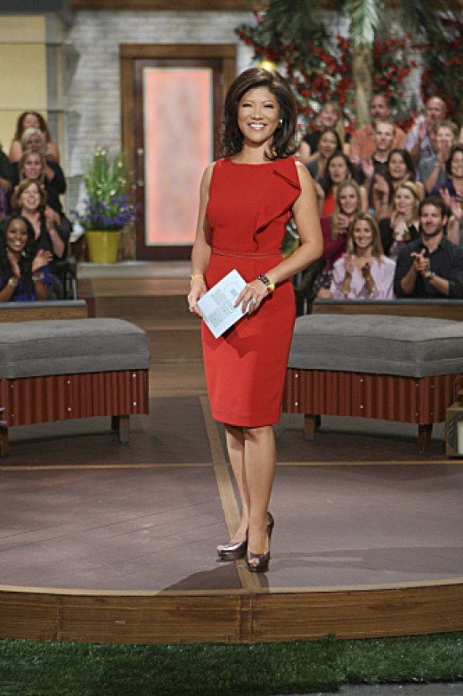Host, Julie Chen