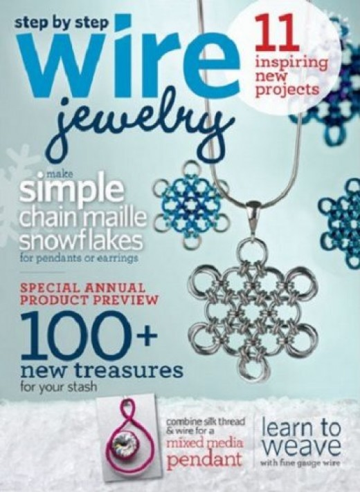 Step by Step Jewelry Magazine Vol6 No6. December 2010/January 2011